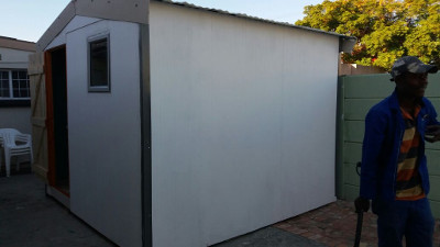 Small Nutec panel Wendy house